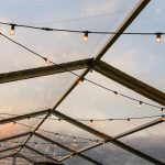 Clear Roof Amp Translucent Roof Marquee Hire Open Air Events